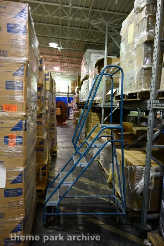 Park Services Warehouse at Cedar Point