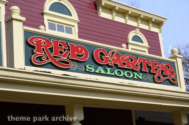 Red Garter Saloon at Cedar Point