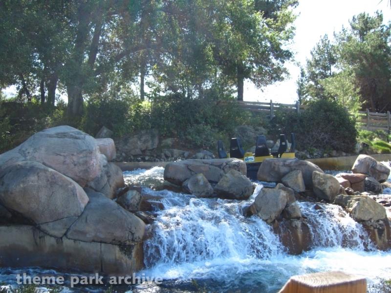 Bigfoot Rapids at Knott's Berry Farm