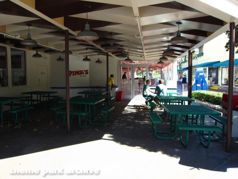 California Marketplace at Knott's Berry Farm