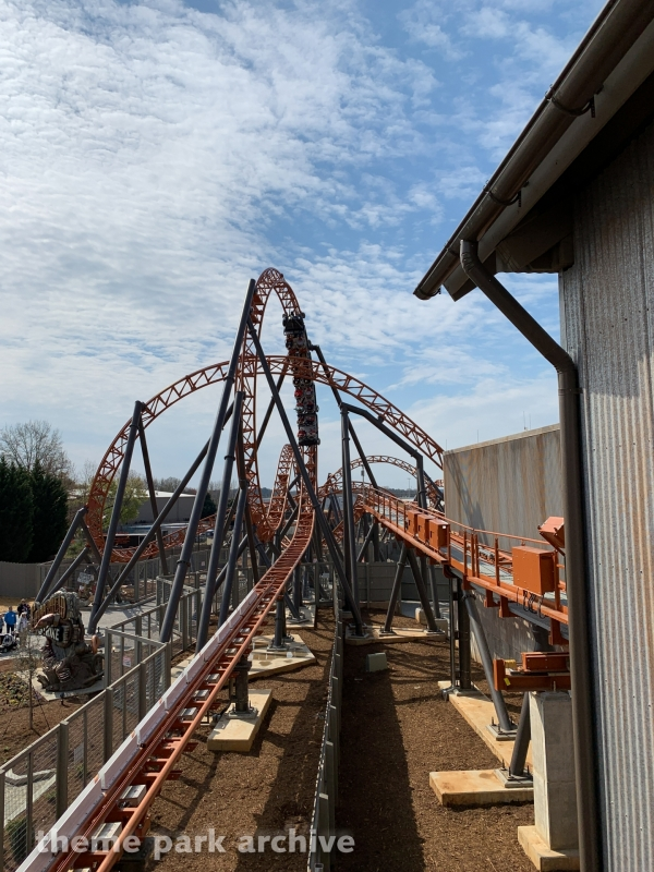 Copperhead Strike at Carowinds