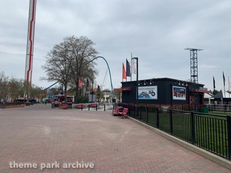 Celebration Plaza at Carowinds