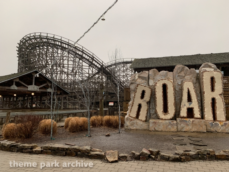 Roar at Six Flags America
