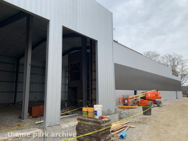 Steel Curtain at Kennywood