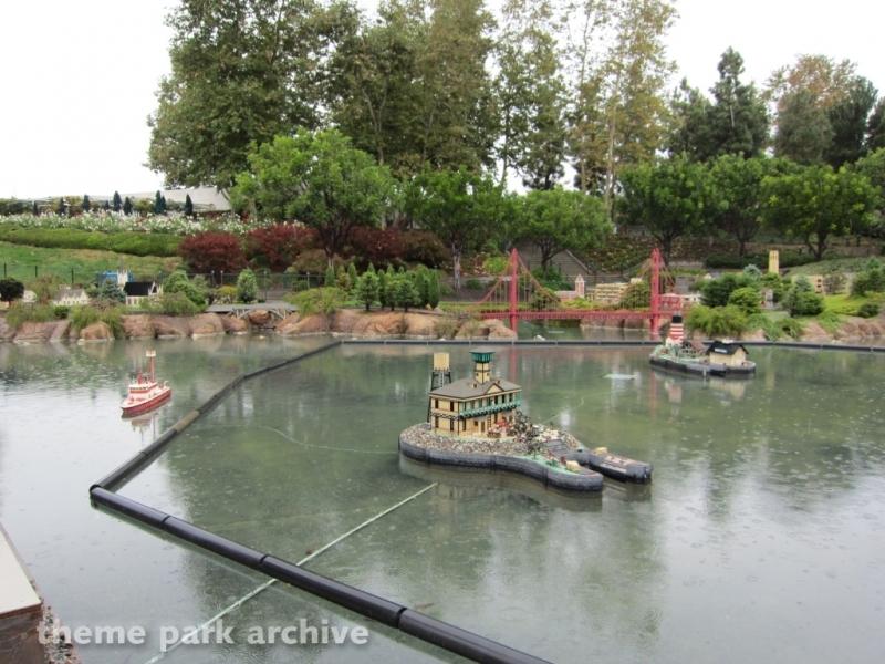 Miniland USA at LEGOLAND California