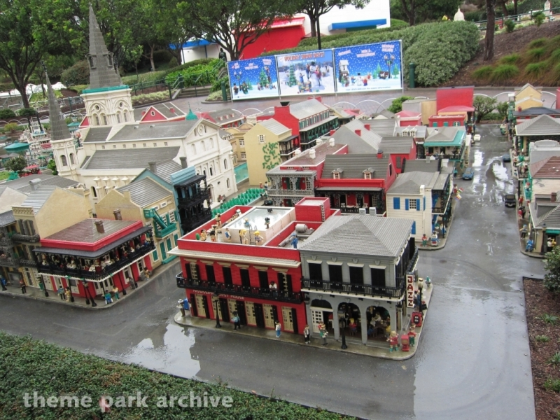 Miniland USA at LEGOLAND California