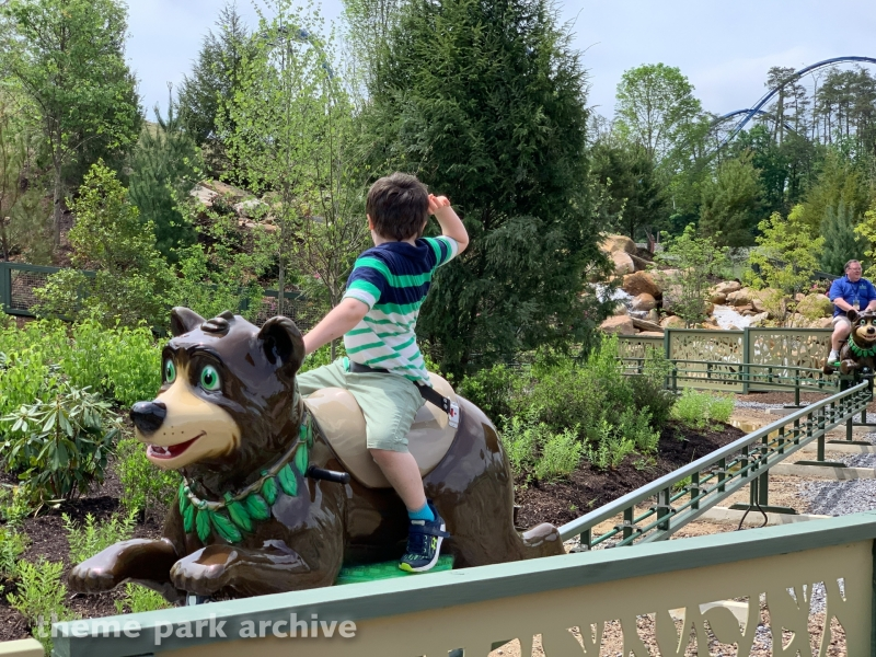 Black Bear Trail at Dollywood