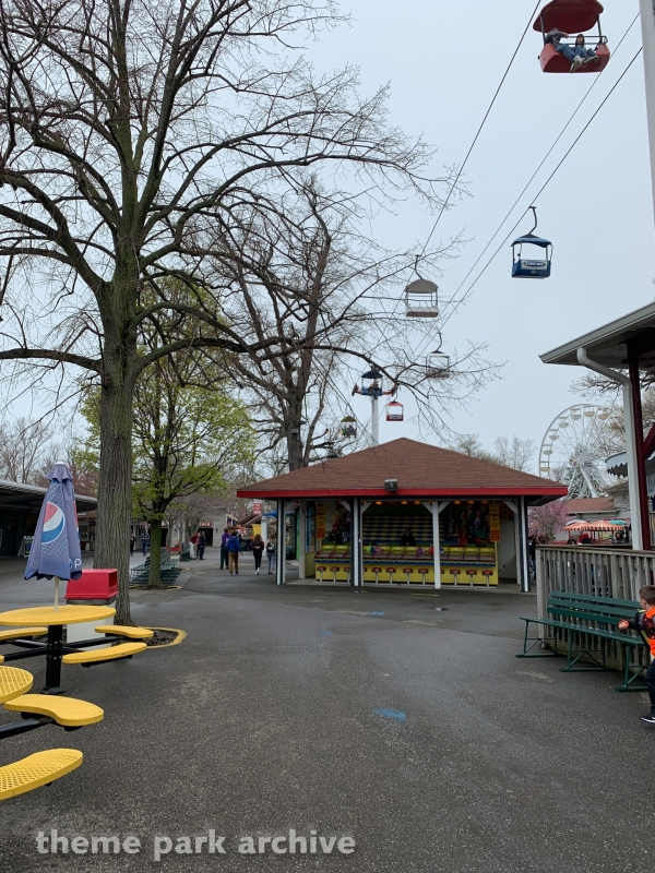 Sky Ride at Waldameer Park