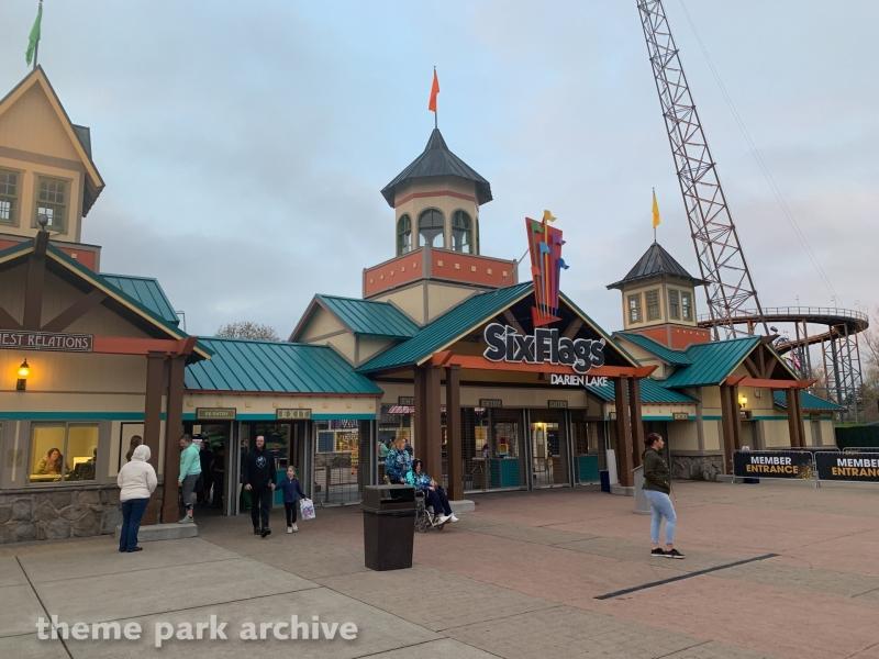 Six Flags Darien Lake Reopening Day