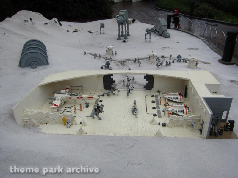 Star Wars Miniland at LEGOLAND California