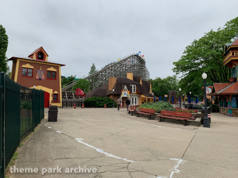 Thunder Run at Kentucky Kingdom
