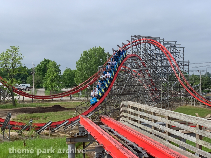 Storm Chaser at Kentucky Kingdom