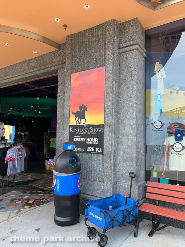 5D Cinema at Kentucky Kingdom