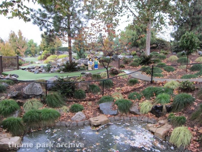 Wild Woods Golf at LEGOLAND California