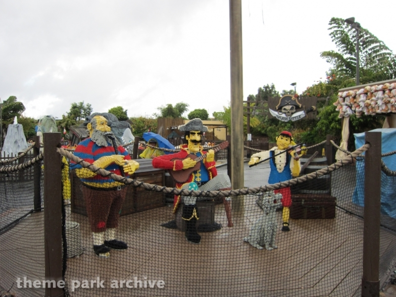 Pirate Shores at LEGOLAND California