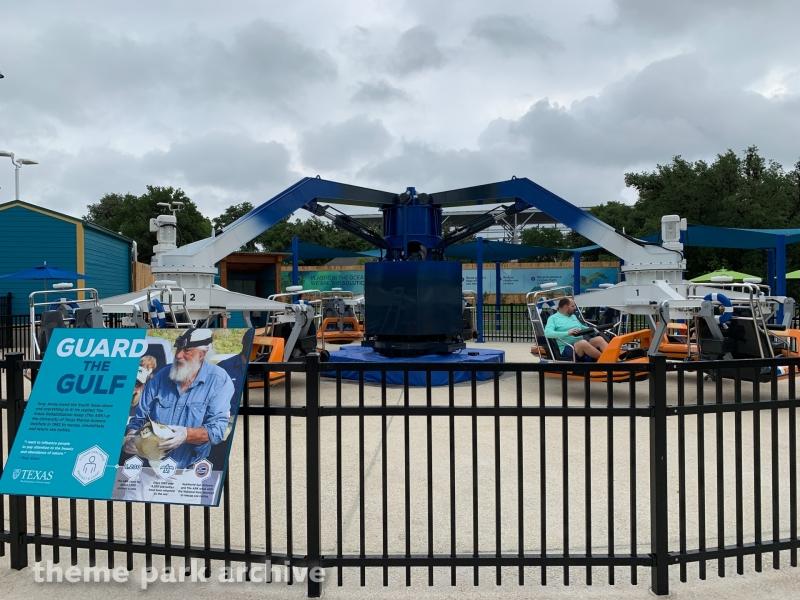 Riptide Rescue at SeaWorld San Antonio