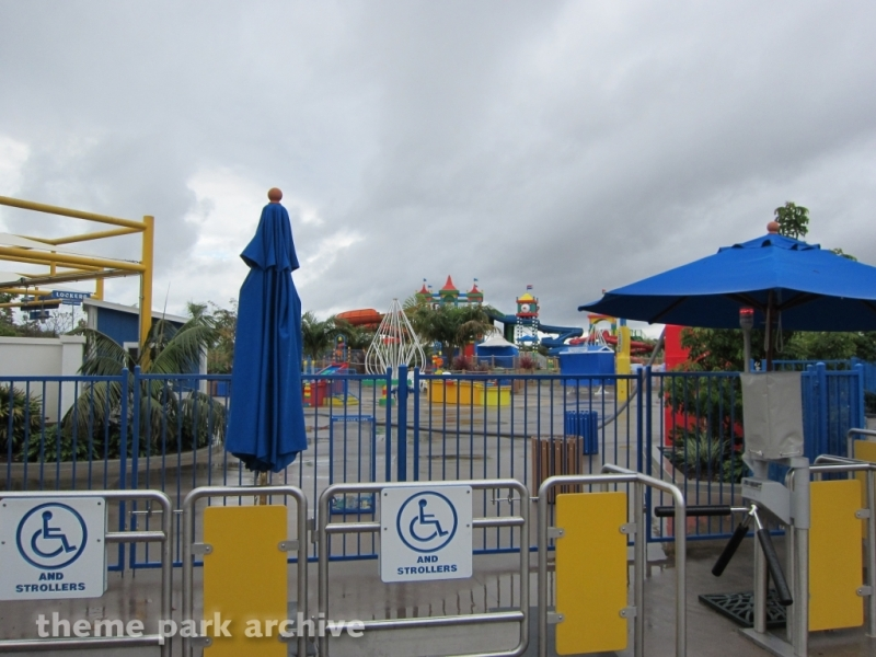 Water Park at LEGOLAND California