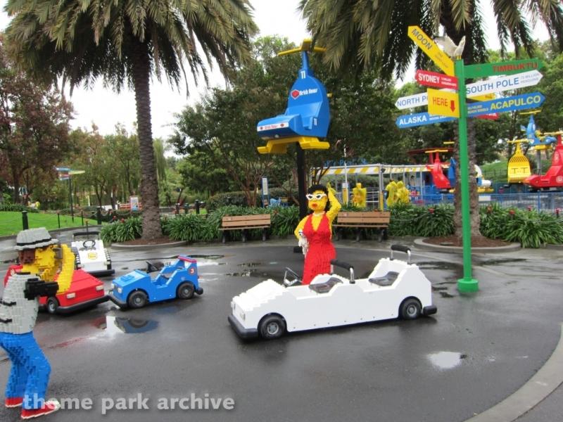 Driving School at LEGOLAND California
