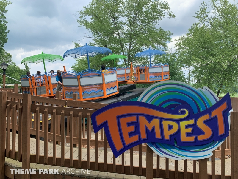 Tempest at Coney Island