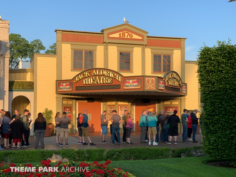 Jack Aldrich Theatre at Cedar Point
