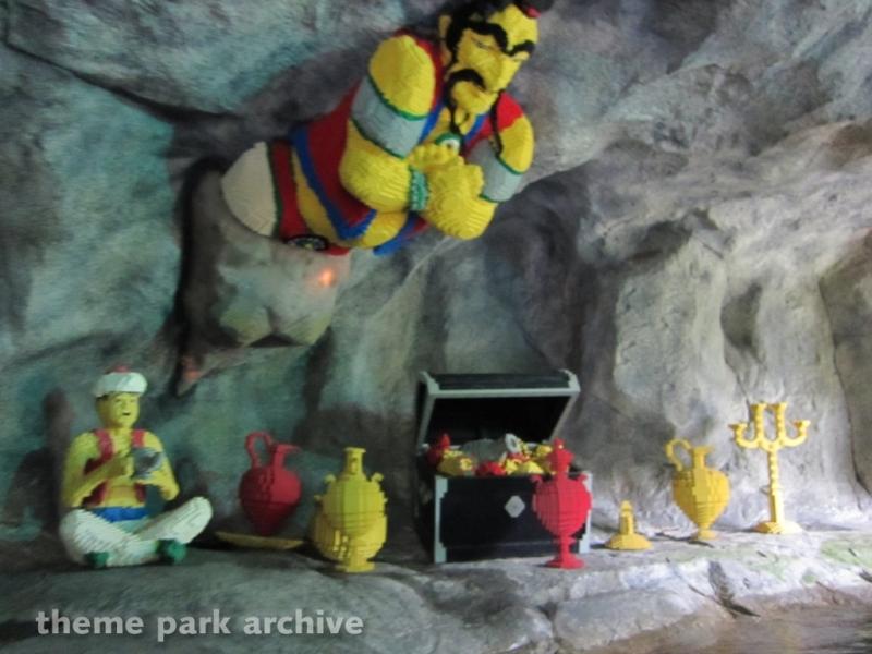 Fairy Tale Brook at LEGOLAND California