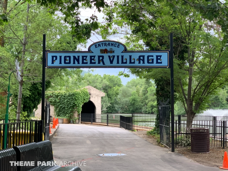 Pioneer Village at Lagoon