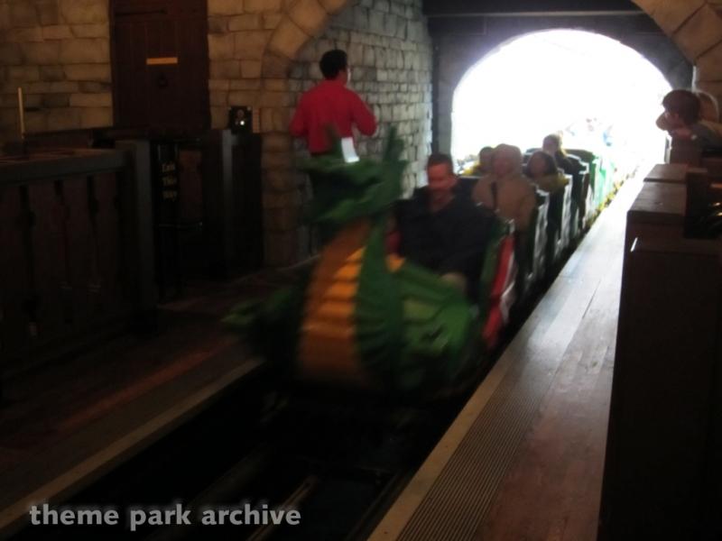 The Dragon at LEGOLAND California