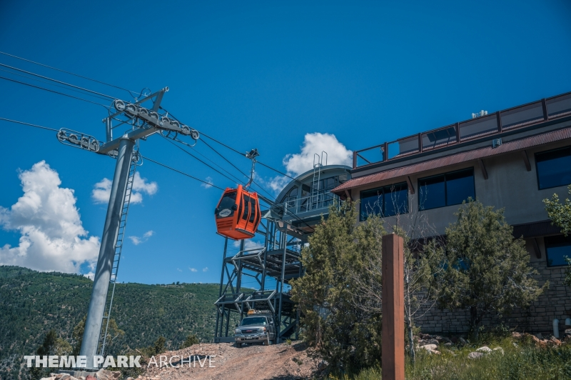 Glenwood Gondola at Glenwood Caverns Adventure Park