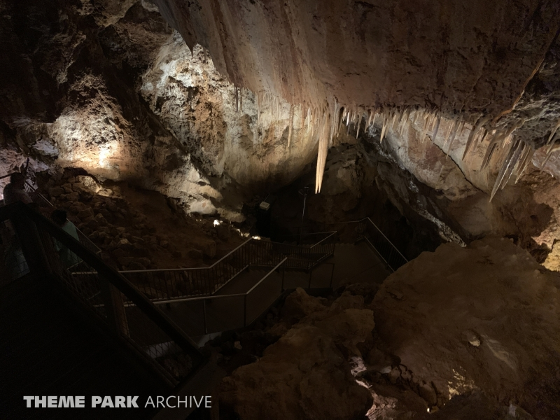 Kings Row Cave Tour at Glenwood Caverns Adventure Park