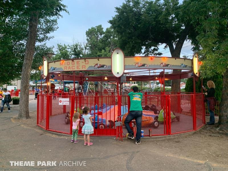 Midge O Racer at Lakeside Amusement Park