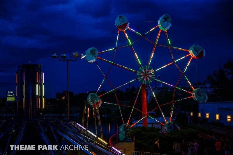 Rock O Plane at Lakeside Amusement Park