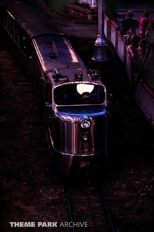 Orient Express at Lakeside Amusement Park