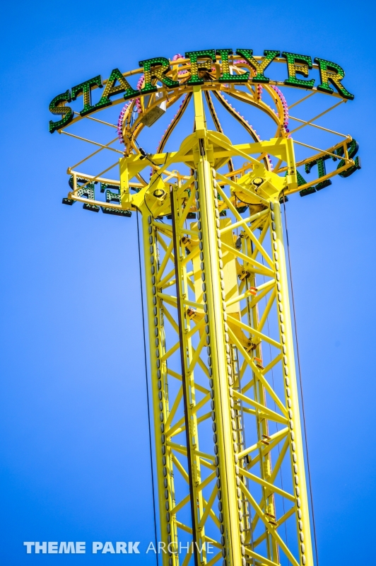 Star Flyer at Elitch Gardens