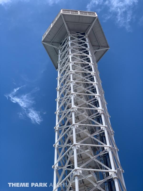 Observation Tower at Elitch Gardens