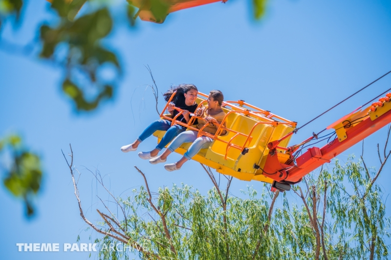 Downdraft at Cliff's Amusement Park