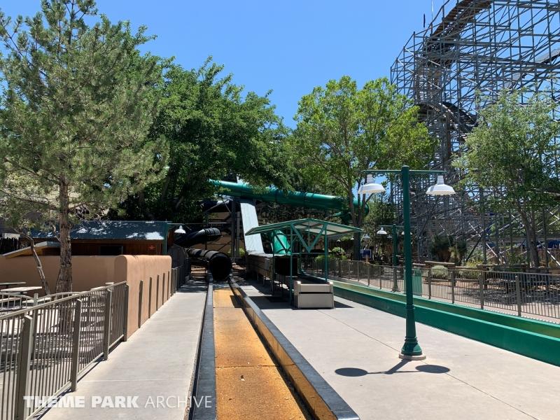 The Big Flush at Cliff's Amusement Park