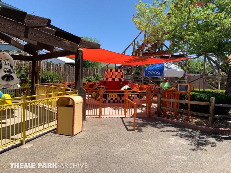 Baja Buggy at Cliff's Amusement Park