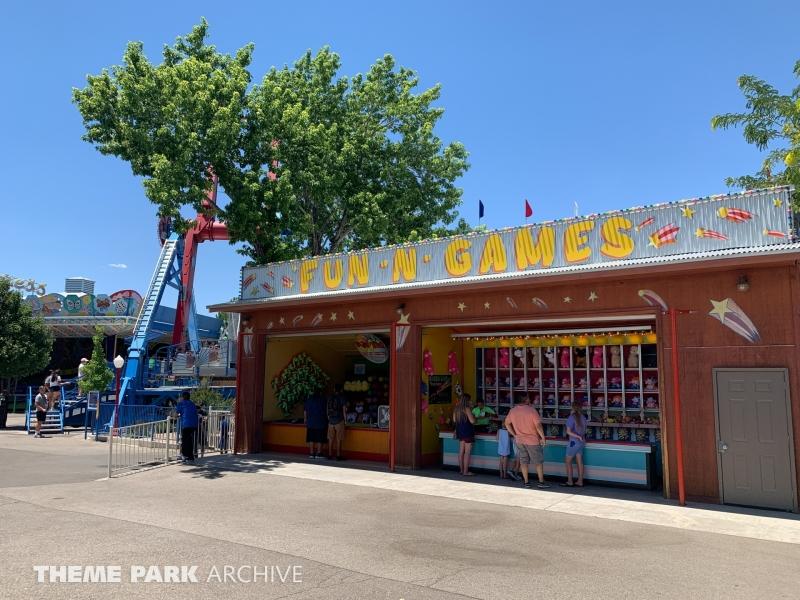 Misc at Cliff's Amusement Park