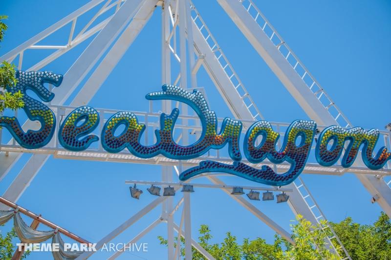Sea Dragon at Cliff's Amusement Park
