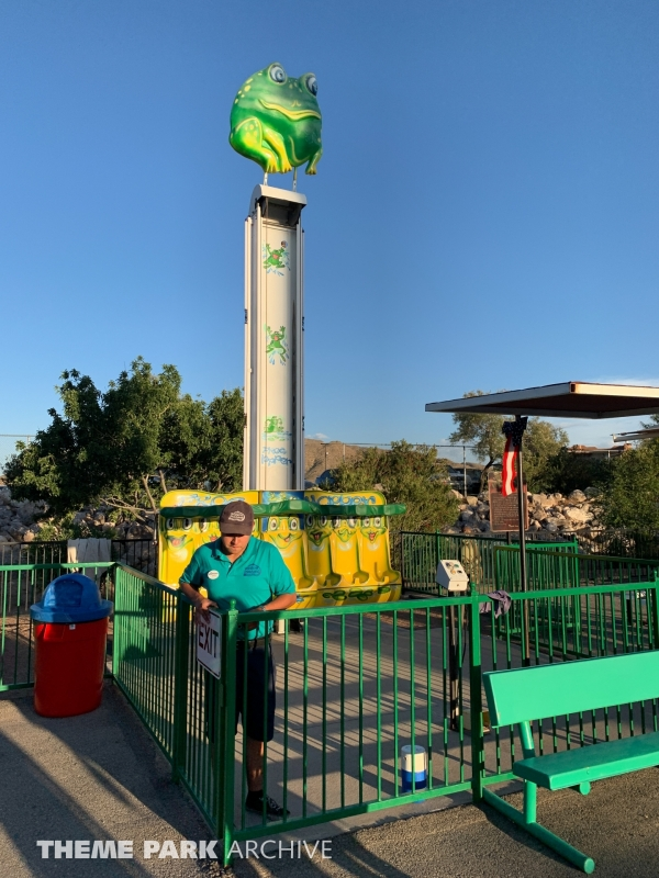 Frog Hopper at Western Playland