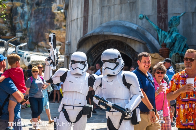 Star Wars Galaxy's Edge Preview at Hollywood Studios