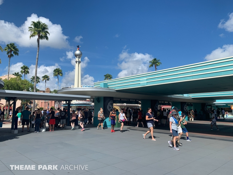 Entrance at Disney's Hollywood Studios