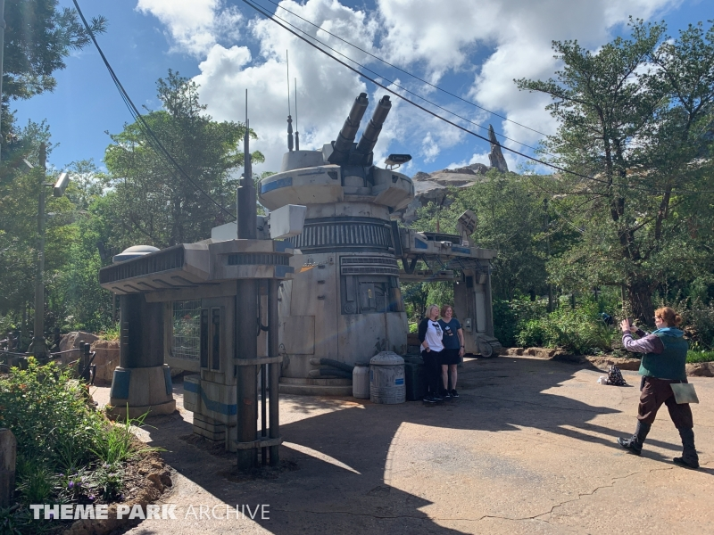 Rise of the Resistance at Disney's Hollywood Studios
