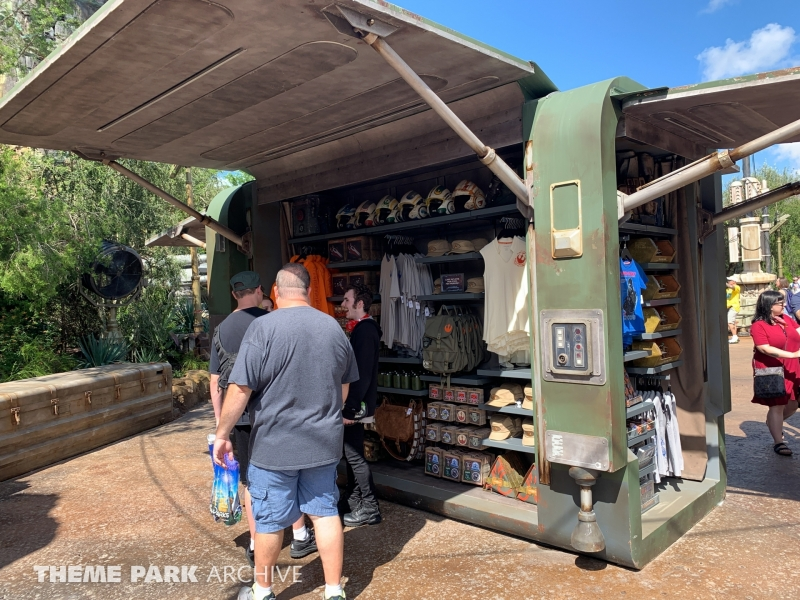 Resistance Supply at Disney's Hollywood Studios