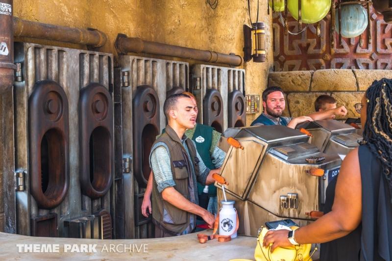 Milk Stand at Disney's Hollywood Studios