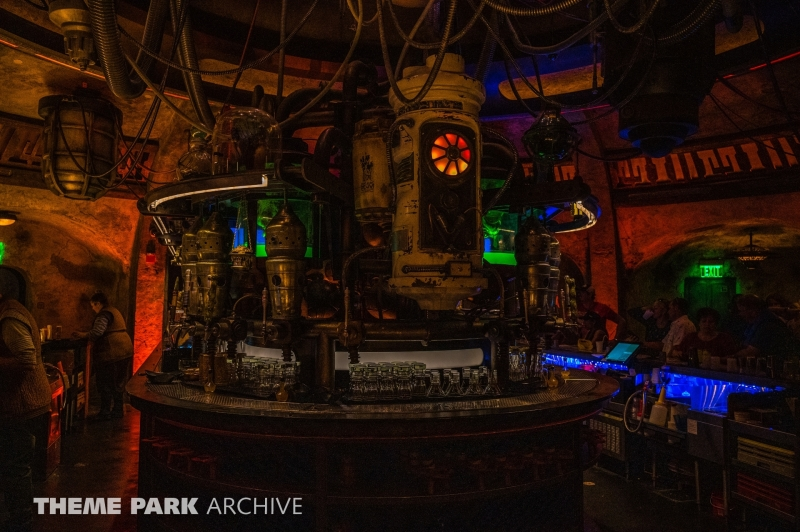 Oga's Cantina at Disney's Hollywood Studios