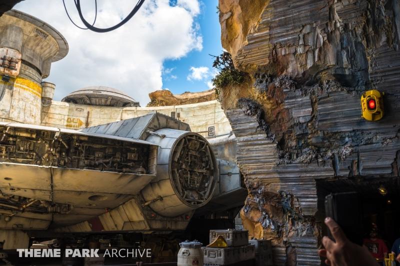 Star Wars: Galaxy's Edge at Disney's Hollywood Studios