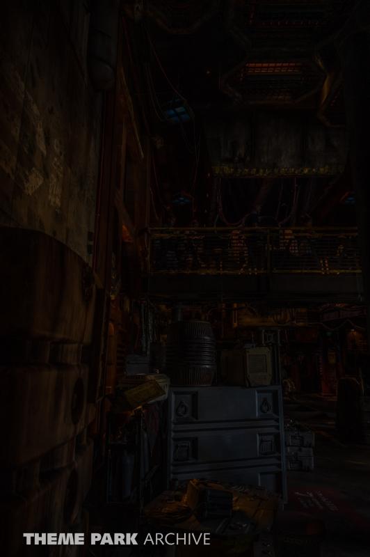 Millennium Falcon Smugglers Run at Disney's Hollywood Studios