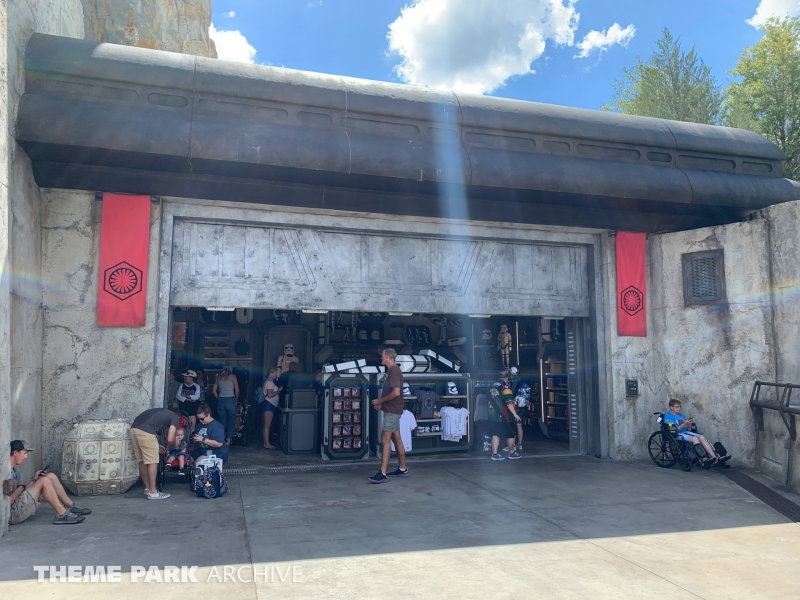 First Order Cargo at Disney's Hollywood Studios