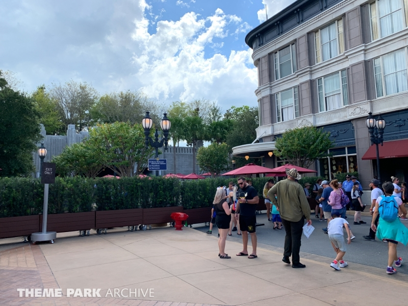 Grand Boulevard at Disney's Hollywood Studios